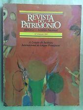 Revista do Patrimonio - Historico e Artistico Nacional - N Especial 1990