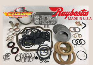 TH400 RAYBESTOS Transmission Rebuild Kit High Performance Master Kit Turbo 400