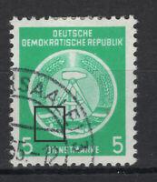 DDR Dienstmarke Minr. 1 mit Plf. I - gestempelt - (GM658)