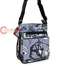 Nightmare Before Christmas Jack Mini Messenger Bag  NBC Body Corss Bag -Grey
