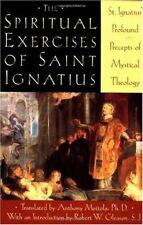 The Spiritual Exercises of Saint Ignatius: Saint I