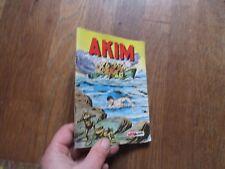 PETIT FORMAT BD AKIM 275  mon journal 1971