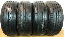Set of 4 Full Tread Kumho Solus TA31 215/55/R17 215 55 17 Tires -Driven Once