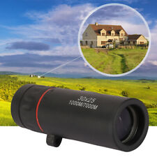 New Day Night Vision 30X25 HD Optical Monocular Hunting Camping Hiking Telescope