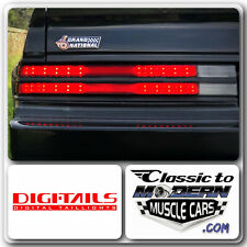 DIGI-TAILS LED Tail Light Converision Fits 1984 -1987 Regal - Grand National