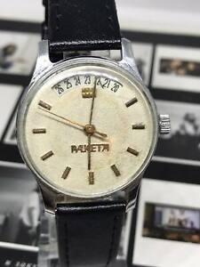 Vintage Watch Rocket Soviet Men's Wrist Vintage Mechanical USSR