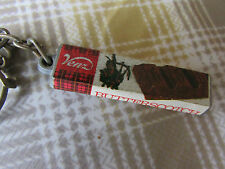 Original VENZ Butterscotch DUTCH Chocolate / Chocolade Bar Advertising Keyring