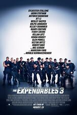 The Expendables Poster Length: 500 mm Height: 800 mm SKU: 15703