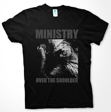 MINISTRY OVER THE SHOULDER TSHIRT