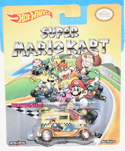 Hot Wheels 2015 Pop Kultur Super Mario Kart A-Ok
