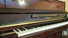 Hallet, Davis & Co. Upright Piano Boston