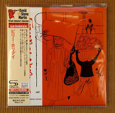 Billie Holiday , Billie Holiday  ( CD_SHM_Paper Sleeve_Japan )