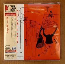Billie Holiday , Billie Holiday  ( CD_SHM_Paper Sleeve_Japan )
