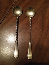 RS Manufacturing Dessert Spoons