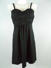 Laura Scott Da. Kleid Cocktailkleid Abendkleid Stretchkleid schwarz Gr. 34