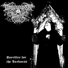 Drowning the Light - Sacrifice for the Darkness CD 2011 black metal Australia