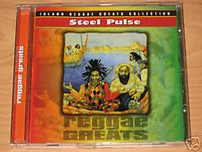 STEEL PULSE/REGGAE GREATS/ CD ALBUM
