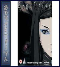 ERGO PROXY COLLECTION  *BRAND NEW DVD*