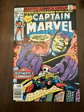 CAPTAIN MARVEL #56 Marvel Comics (1978) FINE