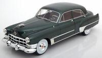1:18 CMF Cadillac Series 62 Touring Sedan 1949 darkgreen-metallic