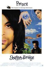 Graffiti Bridge - original movie poster - 27x40 Prince - 1990