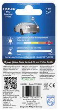 Philips 1156RLED Turn Signal Light