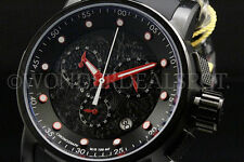NEW Invicta Men S1 Rally DragonYakuza Chrono Blk/Red Strap Stainless Steel Watch