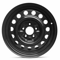 Road Ready 16x6.5 Inch Steel Wheel Rim for 2005-2009 Chevrolet Equinox 5 Lug