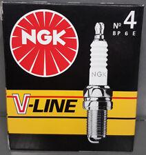 4 Stk NGK V-Line 4  Zündkerze  BP6E , 5637, VL4, Audi , BMW,  VW Peugeot #