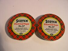 Scotch 3M Electrical Tape No 27 Tin Can