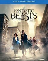 Fantastic Beasts E Where A Find Them Blu-Ray Nuovo (1000633340)