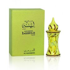 Lamsa 12ml por Al Haramain Jazmín Gold Honey Vanilla Musk Aceite De Perfume/Attar