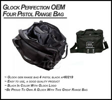NEW! Glock Perfection 4 pistol / Handgun nylon black Range - Gear bag AP60219