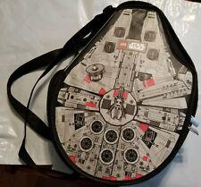 Neat-Oh Neat-Oh!® LEGO® Star Wars ZipBin® Large Millennium Falcon Messenger Bag