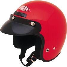 Helme für Auto-Motorsport in Rot
