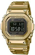 New G-Shock Casio All Gold tone Metal Watch GMWB5000GD-9-1