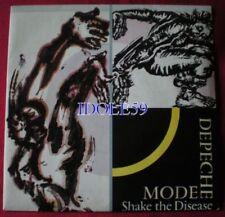 Disques vinyles, Depeche Mode, 17 cm sans compilation