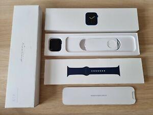 Apple Watch Series 6 - 40mm - GPS+Cell - Blue - January 2022 Warranty - (VATINC)