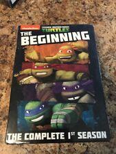Teenage Mutant Ninja Turtles: Complete Season 1, DVD, FREE SHIPPING, SEALED, NEW