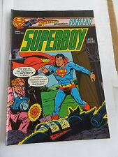 1x Comic - Superboy Heft Nr. 8 (1981)