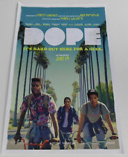 Dope 2015 Movie * Promo Poster 11x17 * Pharrell Williams Forest Witaker