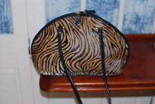 Chesneau Leopard Skin Bag VGC