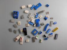Lego® Classic Space Zubehör 56x alte bedruckte Steine/Fliesen