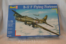 Revell B-17 Flying Fortress Aircraft Model Kit 04395 From 1991 Open Box Unbuilt