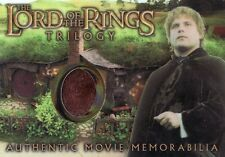 Lord of the Rings Trilogy Sam's Elven Tunic Costume Card LotR