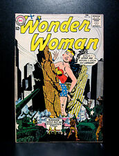 COMICS: DC: Wonder Woman #136 (1963) - RARE (batman/superman/flash/aquaman)