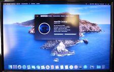 Apple Mac mini 3.1 A1283 con OsX 10.15.5 Catalina. 4 Gb DDR3/C2D/Late2009