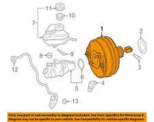Mercedes MERCEDES-BENZ OEM 2015 C300-Power Brake Vacuum Booster 2054300430