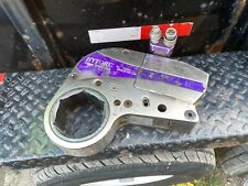 Hytorc Steath 14 Hydraulic Torque Wrench With 3 78 Cassette Used