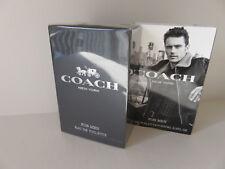 Coach For Men Eau De Toilette Spray 3.3 oz NIB Sealed